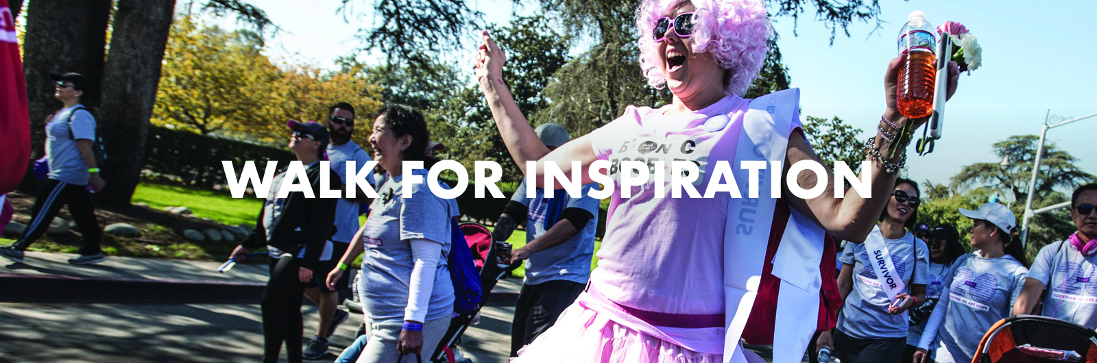 Walk for Inspiration
