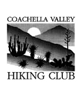 Coachella Hiking Club logo