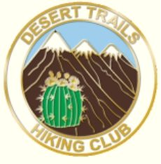 Desert Trails Hiking Club logo