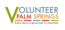 Volunteer Palm Springs logo