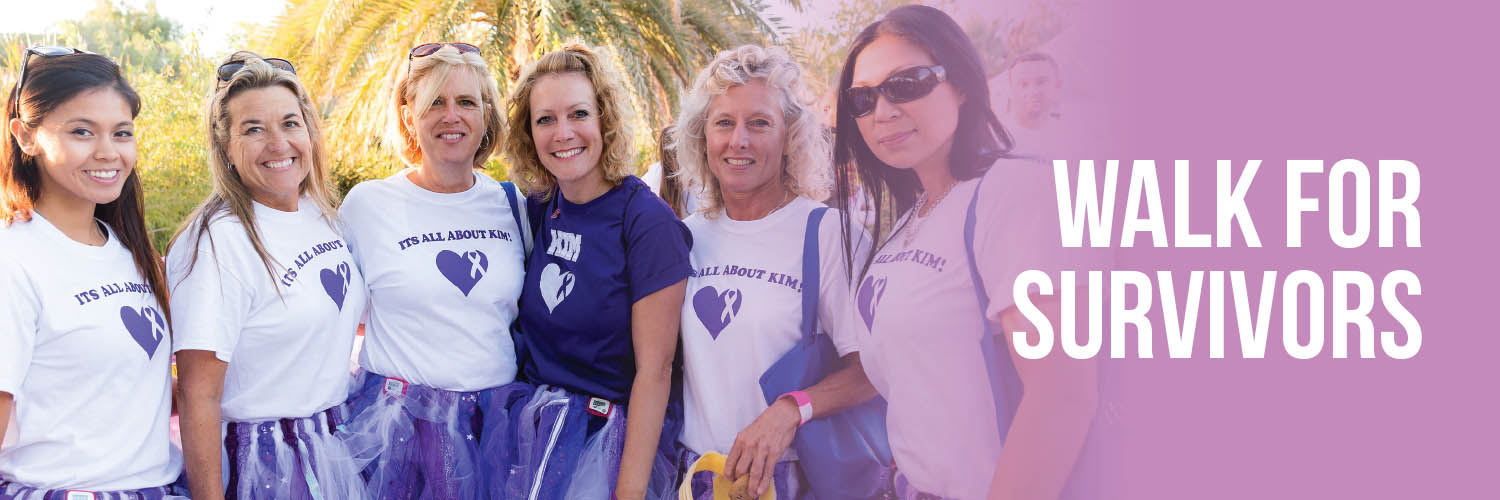 Walk for Survivors